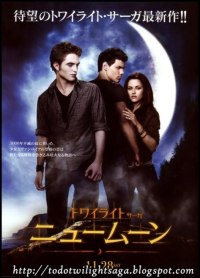 NEW MOON DANS LE MONDE !! JAPON POSTER 1