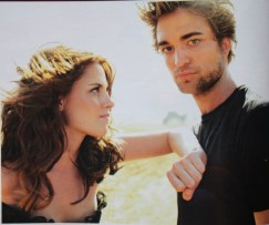 ROBERT PATTINSON ET KRISTEN STEWART POUR VANITY FAIR - OLD