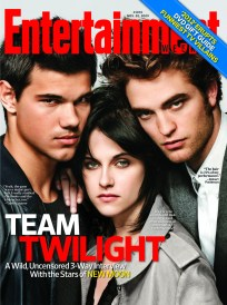 NEW MOON LE CAST POUR EW- COUVERTURE ET PHOTOS EXCLUSIVES !!