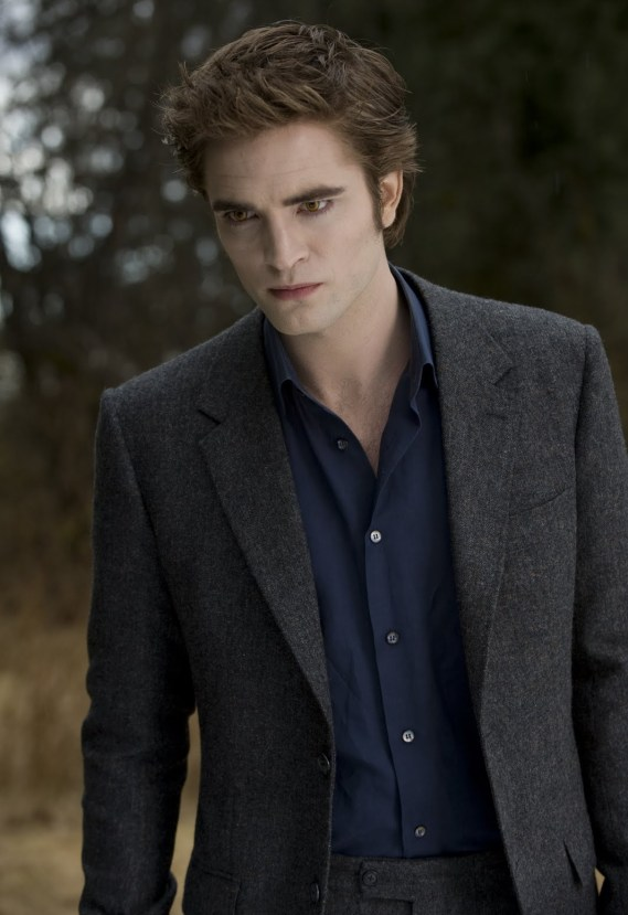 EDWARD CULLEN VS ARO VS ROBERT PATTINSON