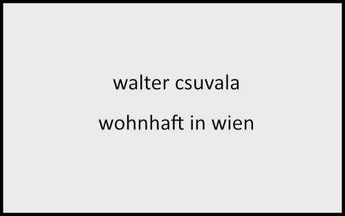Walter Csuvala