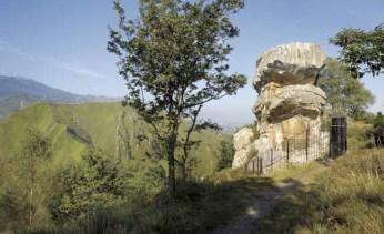 Vista general de Peña Tú. © Francisco Valle Poo