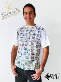 Camisa Masculina Símbolos do Círio: R$30,00. tamanhos P e M (pronta entrega)