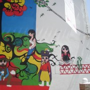 Mural - proceso