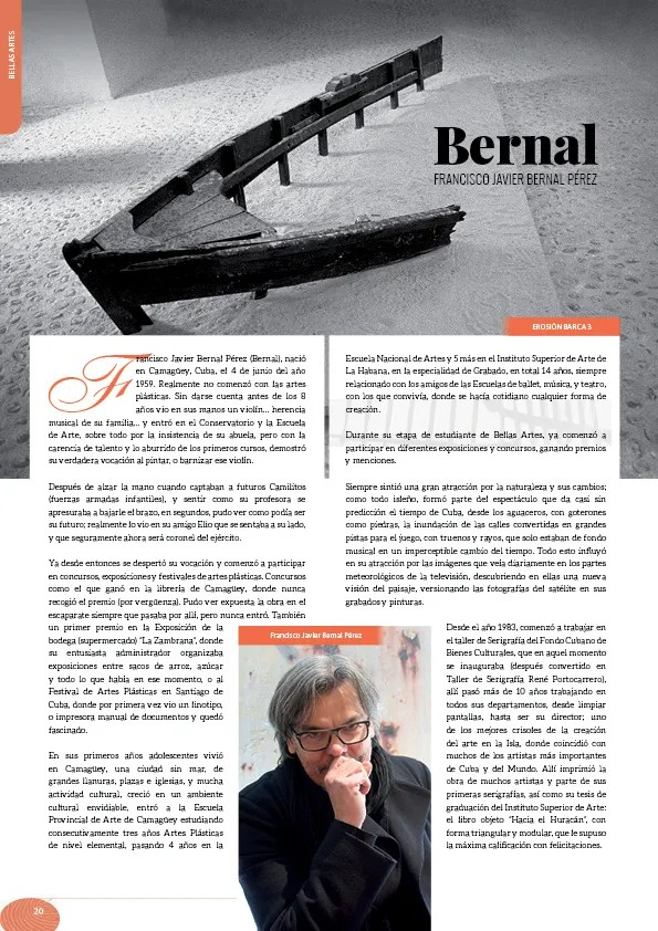 Bernal Francisco Javier Bernal Pérez