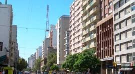 En Cordón sobre la calle Fernandez Crespo