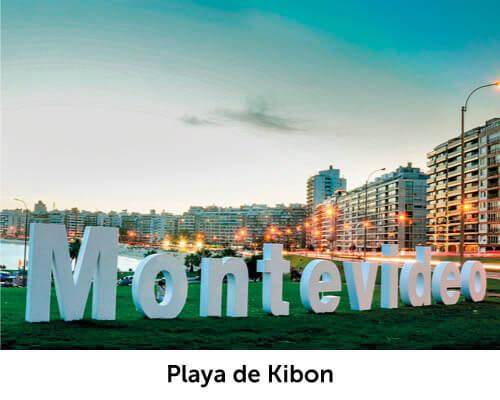 Playa de Kibon