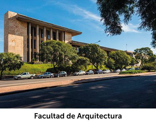 Facultad de Arquitectura UDELAR