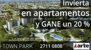 Town Park Invierta en apartamentos y gane 20