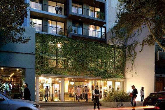 Domini Rivera y Salterain fachada