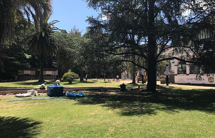 Edificio Town Park - Parque