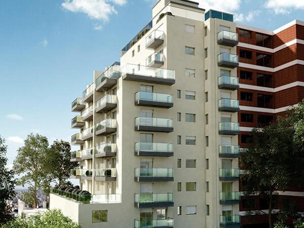 Edificio Vista Carretas - Fachada