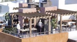 Penthouse a estrenar en Punta Gorda con 3 baños y cocina definida