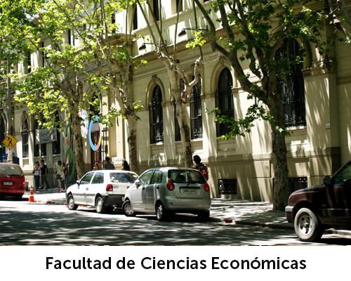 Entorno Facultad de Ciencias Económicas