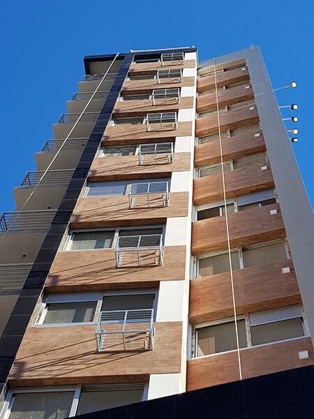 marina 21 fachada