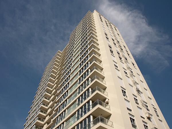 Torre 25 Fachada