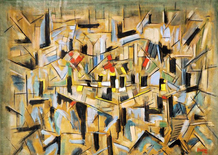 Art Pinajian abstract