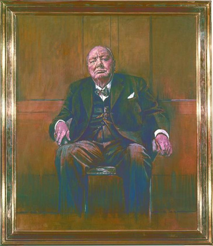 Graham Sutherland, Sir Winston Churchill