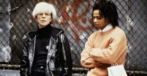 filmes; Basquiat traços de uma vida