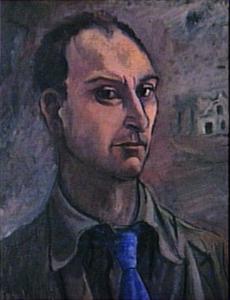 1-Autorretrato - Alfredo Rizzotti