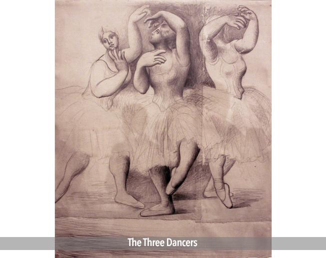 The Three Dancers