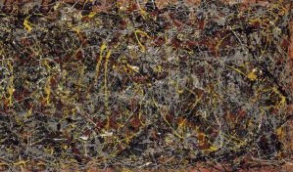 No. 5, 1948 - Jason Pollock