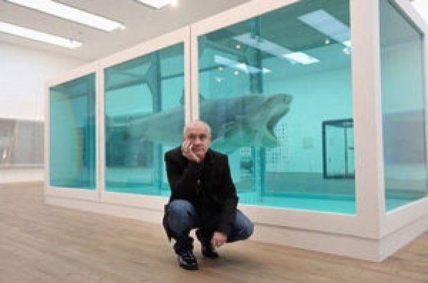 Don Thompson e seu precioso Tubarão