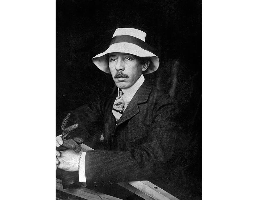 retrato Santos Dumont_credito Getty Images