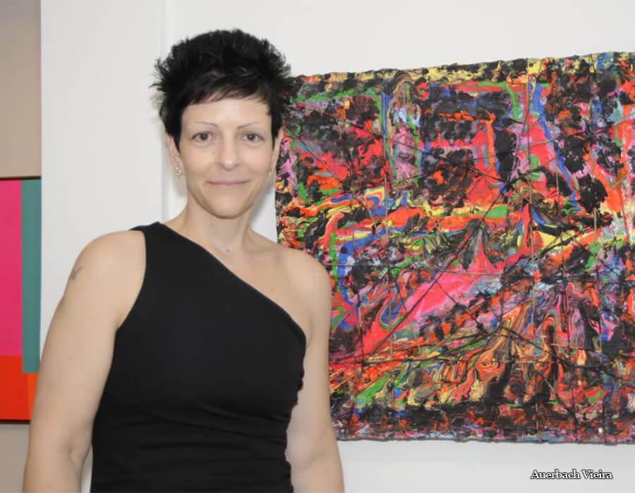 Fotos da abertura da exposição Auerbach Vieira 20 Years in Colors – A Retrospective, na Verve Galeria