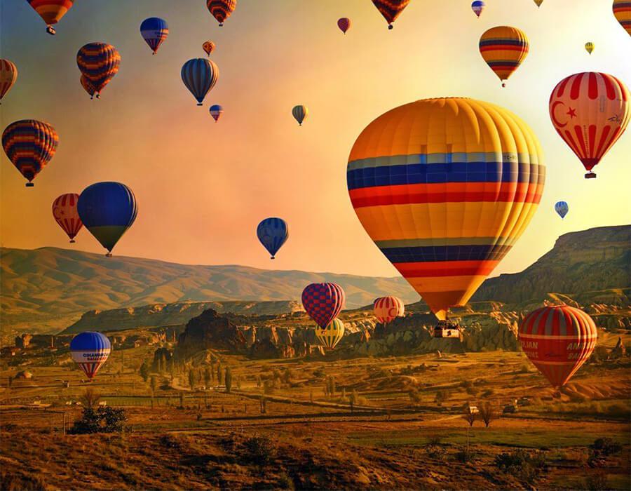 Cappadocia - Turquia