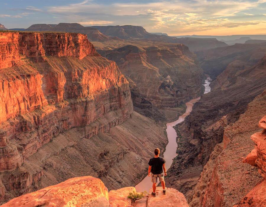 Grand Canyon - EUA. CAPA