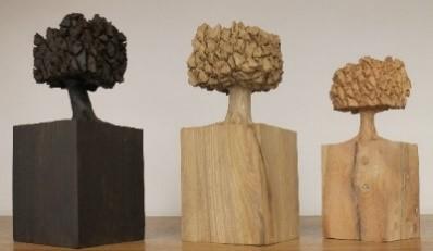 José-Bento-Escultura-Árvore-N°-III-H-30-cm