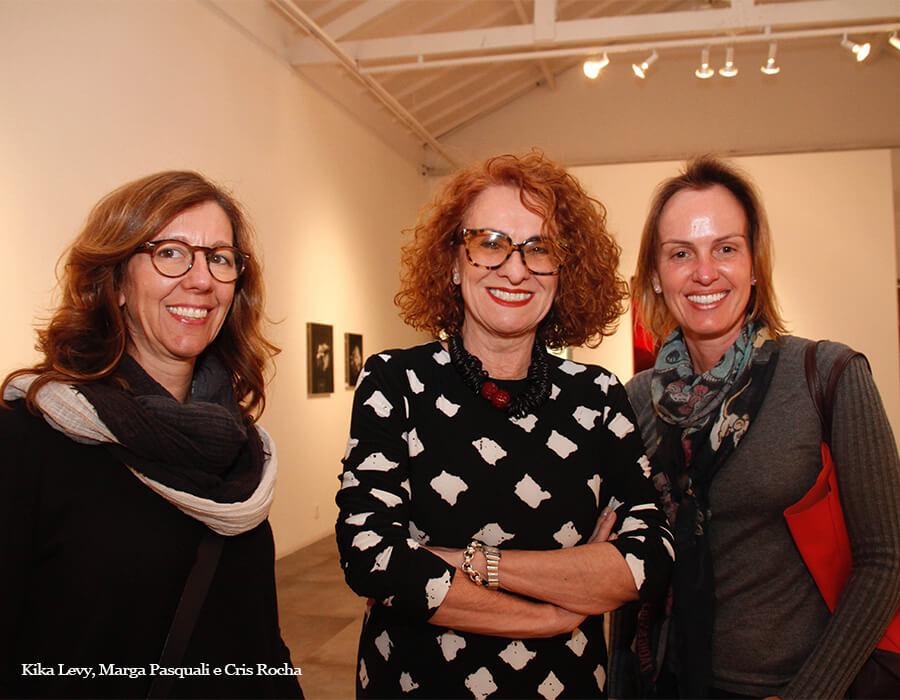 Kika Levy , Marga Pasquali e Cris Rocha  20160816_1238