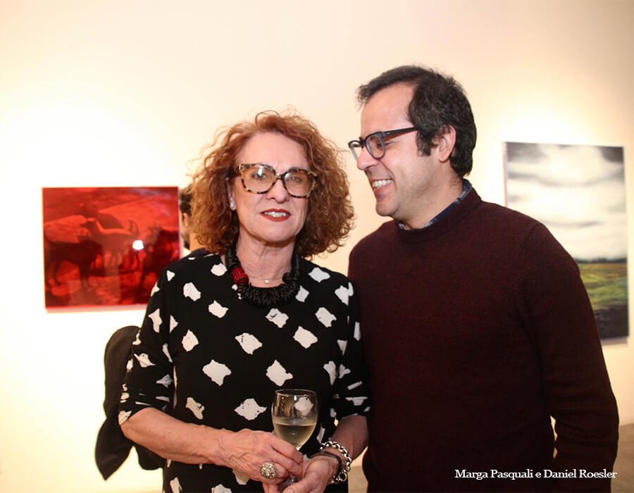 Marga Pasquali e Daniel Roesler  20160816_1278