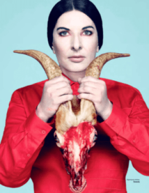 Marina Abramovic - DO IT at e-flux – 1996.