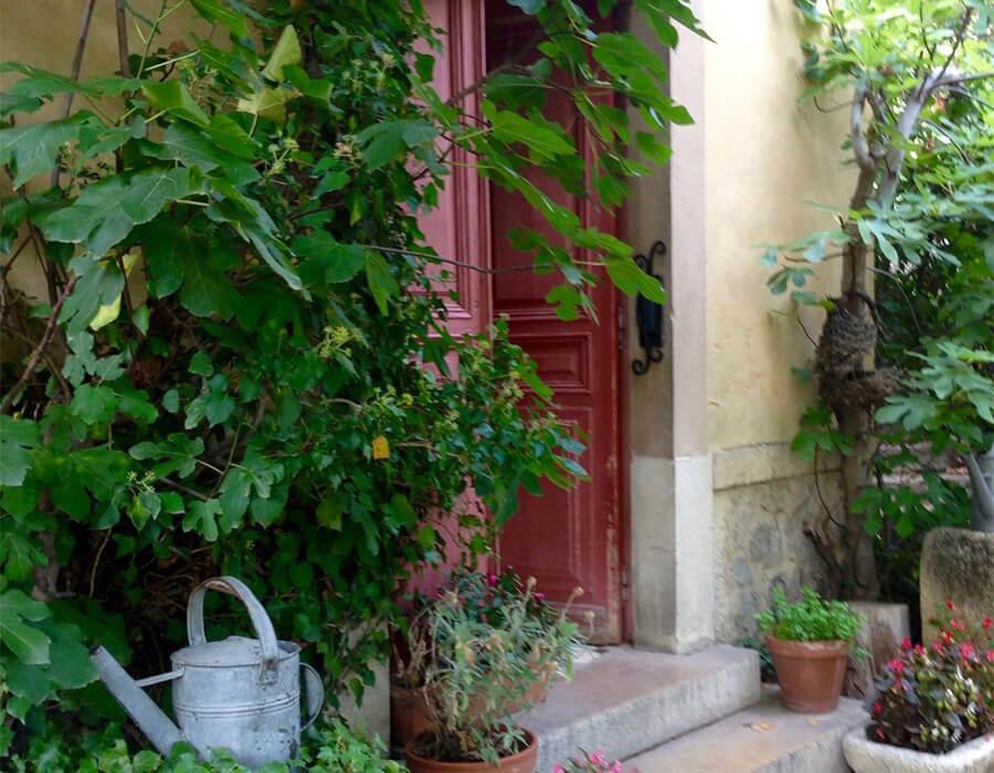 A incrível casa do artista pós-impressionista Cézanne
