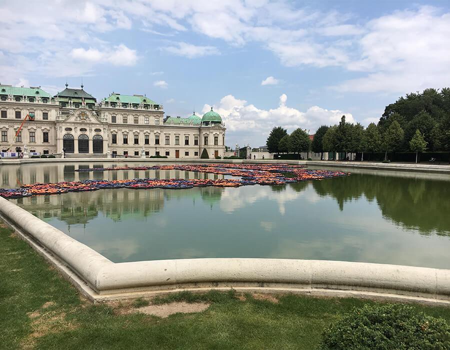 Ai Wei Wei revela transformações e translocações em Vienna