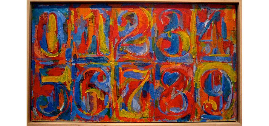 jasper-johns-2-pop-art