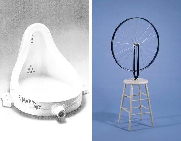 Movimentos artísticos; Marcel Duchamp
