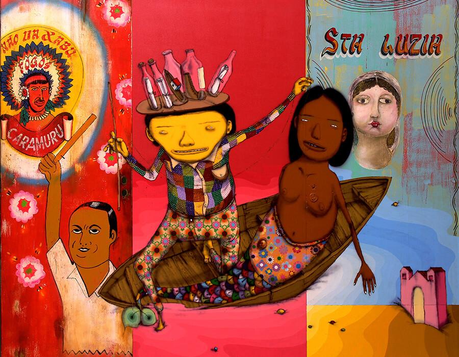 Do Brasil a Nova York: OSGEMEOS e o mundo do grafite