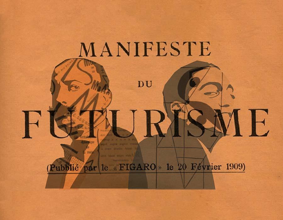 Futurismo: aversão ao passado, exaltação da guerra e tecnologia