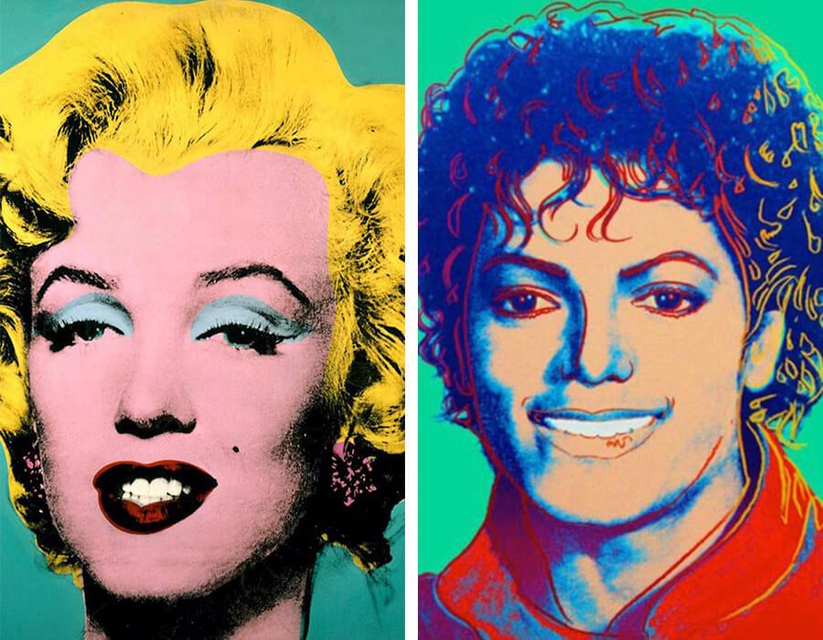 """Os 5 principais artistas que fizeram o """"Pop Art"""" dos anos 1960"""