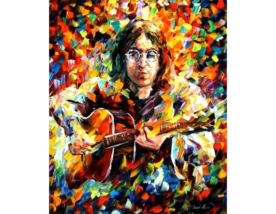 John Lennon. Leonid Afremov