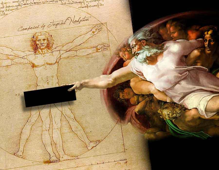 Da Vinci e Michelangelo: será mesmo que suas obras opostas se complementam?