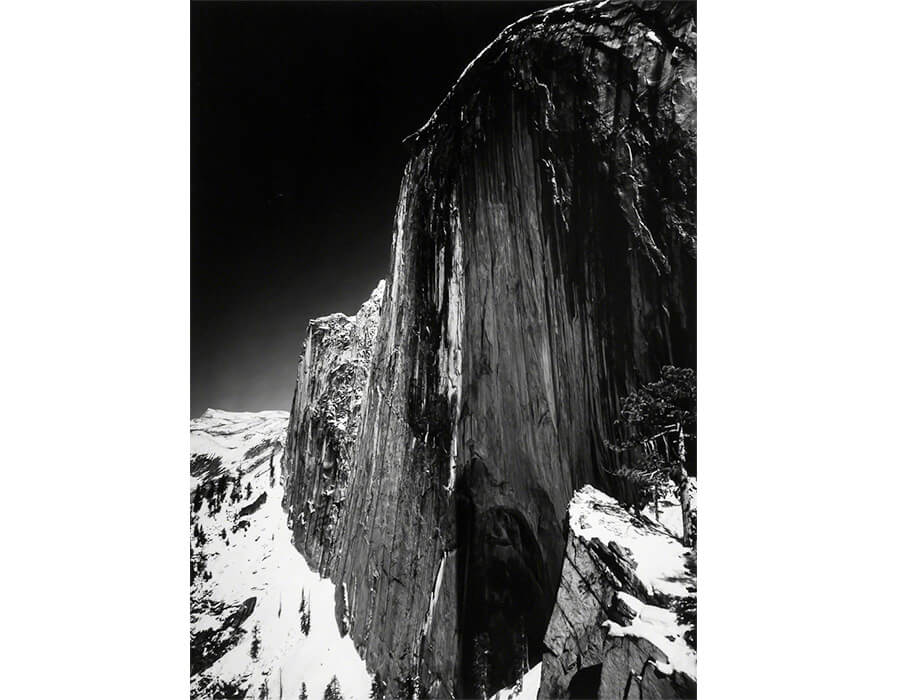 Monolith, the Face of Half Dome, Yosemite National Park, 1927