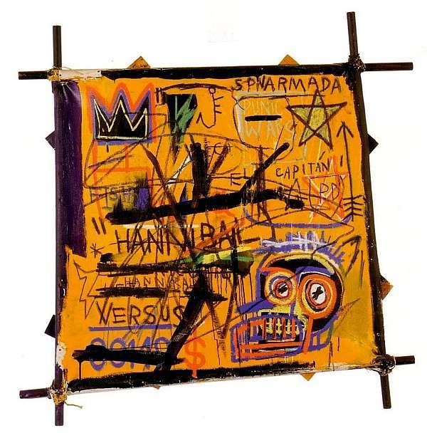 Hannibal Jean Michel Basquiat: lavagem de dinheiro