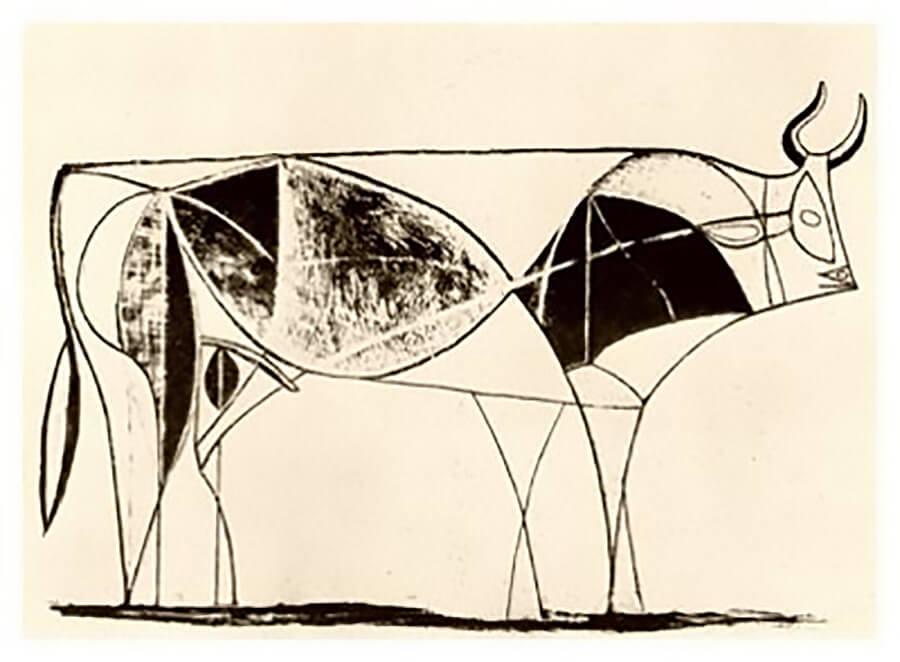 El toro de Picasso 8