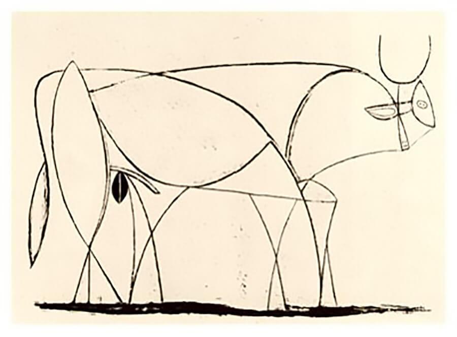 El toro de Picasso 9