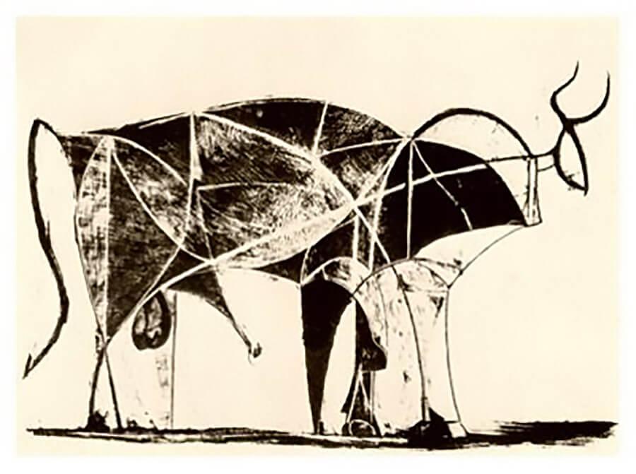 El toro de Picasso 6