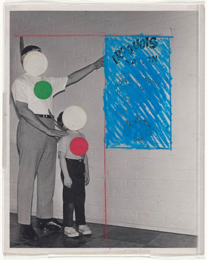 arte conceitual; John Baldessari. Sem Título (1986)